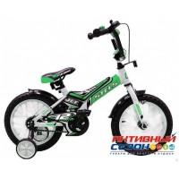 Детский велосипед Stels Jet 12 (Белый/Зеленый/Черный; Белый/Фиолетовый)