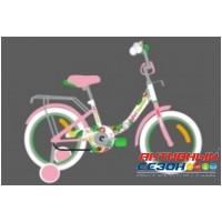 """Детский велосипед 20"""" SAFARI proff SUMMER (белый)"""