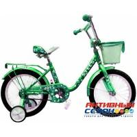 """Детский велосипед Stels Joy 14"""" (2015) (Зеленый)"""