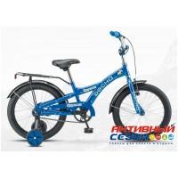 Детский велосипед Десна Дружок 18 (2016) (Синий)