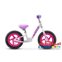 "Беговел Powerkid 12"" Girl (Розовый) V020"