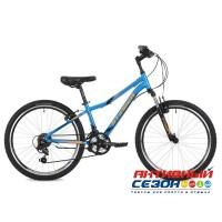 """Велосипед Stinger Boxxer (24"""" 14 скор.) (Цвет: синий) Рама Алюминий"""