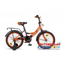 Детский велосипед MaxxPro 18 (2018) (Оранжевый/Черный (Z18203(18)))