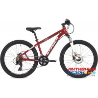 "Велосипед Stinger Boxxer Pro (24"" 14 скор.) (Р-р = 14""; Цвет: Красный) Рама Алюминий"