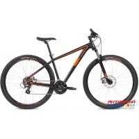 "Велосипед Stinger Reload Le (29"" 7 скор.) (Р-р = 18"" 20"" 22""; Цвет: Черный, Синий) Рама Алюминий"
