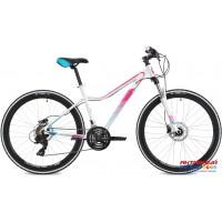 """Велосипед Stinger Vesta EVO (26"""" 21 скор.) (Р-р = 15"""" 17"""" 19"""" Цвет: Белый, Черный) Рама Алюминий"""