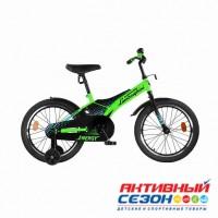 """Детский велосипед Automobili Lamborghini Energy 18"""" (Зеленый, Серый, Синий, Лиловый)"""