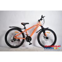 """Велосипед Rook MА241D (24"""" 21 скор.) (Цвет: оранжевый/серый) Рама алюминий"""