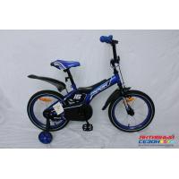 """Велосипед Rook Motard (16"""" 1 скор.) (  Цвет: синий) Рама сталь"""