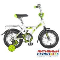 """Велосипед 12"""" FOXX (Белый)"""