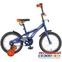 """Велосипед 14"""" FOXX (Синий)"""