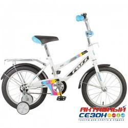 """Велосипед 16"""" FOXX (Белый)"""