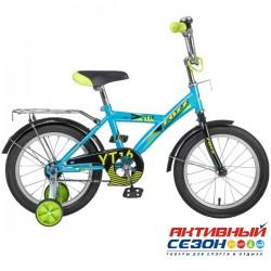"""Велосипед 16"""" FOXX (Синий)"""