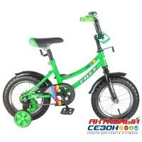 """Велосипед 12"""" FOXX (зеленый)"""