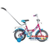 """Детский велосипед Novatrack Urban 12"""" (Черный;Красный; Белый; Синий)"""