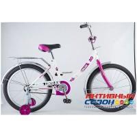 """Детский велосипед Novatrack Urban 20"""" (Черный; Белый; Синий; Красный)"""
