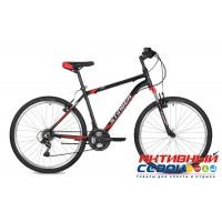 """Велосипед Stinger Element (26"""" 18 скор.) (Р-р = 16""""; 18""""; Цвет: Черный) Рама Алюминий"""