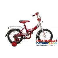 """Детский велосипед Байкал 16"""" (Красный)"""