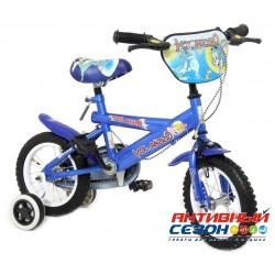 Детский велосипед OSCAR JOY 12'' (красный; синий)