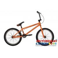 "Велосипед ASPECT STREET (20"" 1 скор.) (Цвет: Оранжевый) рама Сталь"