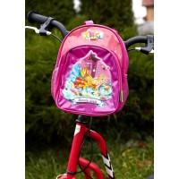Сумка-рюкзак розовая, 270*210*65 мм