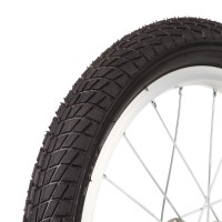 """Покрышка WD YIDA YZ-001 16""""х2,125, чёрный для велосипедa"""