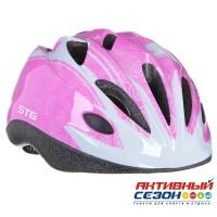 Шлем STG размер S, HB6-5-D (розовый)