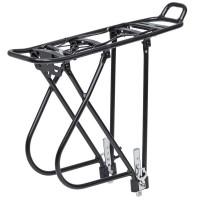 """Багажник для велосипеда STG, 26""""-28"""", задний KWA-637-05 , алюм., черн."""