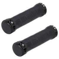 Грипсы STG, HL-G309, 130 мм, черный