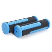 Грипсы Novatrack, 110мм, черно-синий (РТ3005С)