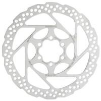 Тормозной диск Shimano, RT56, 160мм, 6-болт, только для пласт колод ASMRT56S