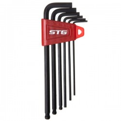 Ключи шестигранные STG, модель YC-613 (7 предметов)