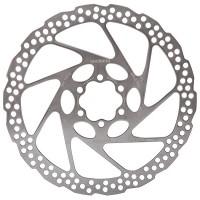 Тормозной диск Shimano, RT56, 180мм, 6-болт, только для пласт колод ASMRT56M