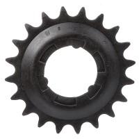 Звезда Shimano задн. , 20T(2. 3мм), черный