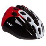 Шлем STG, модель HB5-3 размер S, М  (Черн/карсн/бел)