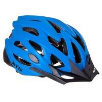 Шлем STG, модель MV29-A, с фикс застежкой (розово/фиолет./черн.; салат./син.черн.; синий)