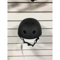 Шлем STG с фикс застежкой, модель MTV12, черный (размер S(53-55см), M(55-58см))