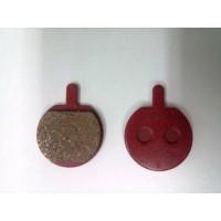 Колодки тормозные YK5, для механических дисковых тормозов YK5, штука