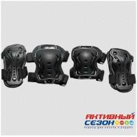 Набор защиты Safety Line 700 2018 — колени, локти, перчатки (размеры S, M, L)