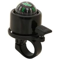Звонок STG 14A-05 с компасом для велосипедa