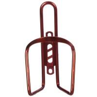 Флягодержатель KW-317-05, с болтами, алюминиевый, красный