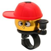 Звонок STG мальчик в кепке. для велосипедa