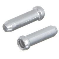 Наконечник тросика Artek YZ-14302 1.9mm ,L = 12mm, алюиминиевый
