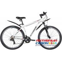 """Велосипед Stinger Element STD (27,5""""  21 скор.) (Р-р =16"""" 18""""  20""""; Цвет: Черный, Белый,Зеленый) Рама Алюминий"""
