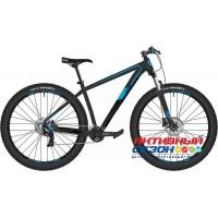 """Велосипед Stinger Reload Pro (27"""" 27 скор.) (Р-р = 16"""".18"""". 22""""; Цвет: Черный, Оранжевый) Рама Алюминий"""