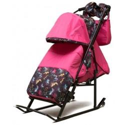 Kristy Comfort Plus (Розовый (Краски))