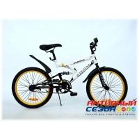"Велосипед MTB ZOOM 20"" (Белый)"