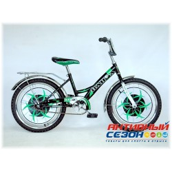 """Велосипед Панда 20"""" (Белый)"""