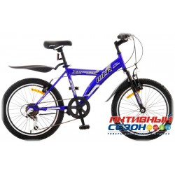 """Велосипед MTR Andes V / 420 V 20 (20"""" 6 скор.) (Р-р = 13; Цвет: Синий)"""