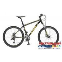 "Велосипед Stinger Alpha 3.5 (26"" 24 скор.) (Р-р = 18""; 20""; Цвет: Желтый) Рама Алюминий"